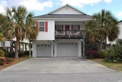 North Myrtle Beach Single Family Home For Sale: 504 S 23rd Avenue