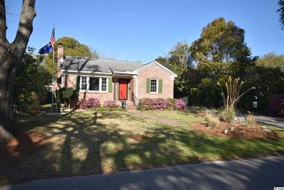 Georgetown Single Family Home For Sale: 629 Willowbank Rd