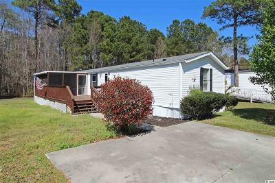 Conway SC Single Family Home For Sale: $39,900