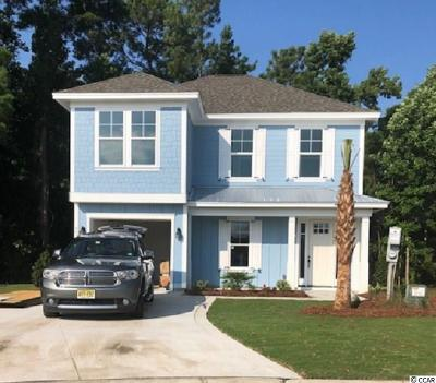 North Myrtle Beach Single Family Home Active-Pend. Cntgt. On Financi: 5223 Sea Coral Way