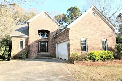 Myrtle Beach Single Family Home For Sale: 2168 Lytham Court