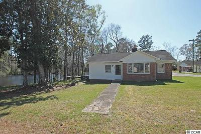 Conway Single Family Home For Sale: 321 Edgewood Circle