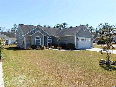 Murrells Inlet Single Family Home For Sale: 43 Willowbend Drive