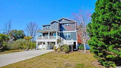 Surfside Beach SC Single Family Home Active-Pend. Cntgt. On Financi: $750,000