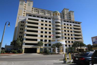 Myrtle Beach SC Condo/Townhouse For Sale: $222,500