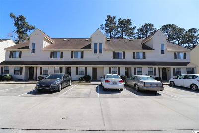 Myrtle Beach SC Condo/Townhouse For Sale: $64,900