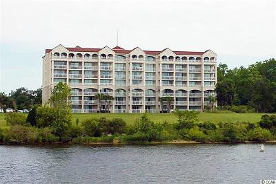 North Myrtle Beach Condo/Townhouse For Sale: 201 South Ocean Blvd #3703