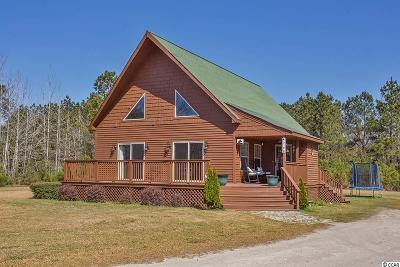 Loris Single Family Home For Sale: 3190 Highway 777