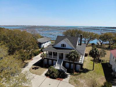 Murrells Inlet Single Family Home For Sale: 5095 Hwy 17 Business