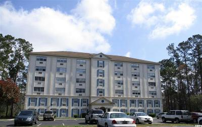 Myrtle Beach Condo/Townhouse For Sale: 6850 Blue Heron Blvd #605