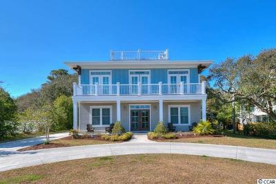 Myrtle Beach Single Family Home For Sale: 6603 N Ocean Blvd.