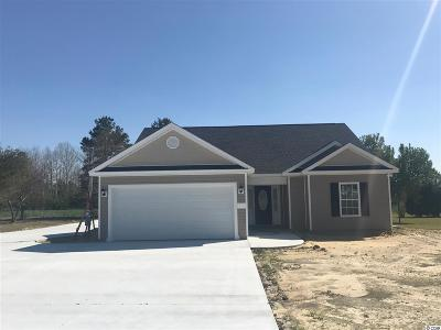 Galivants Ferry SC Single Family Home For Sale: $179,900