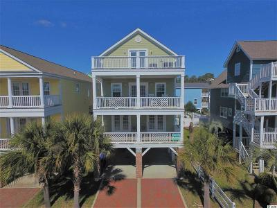 Surfside Beach Single Family Home For Sale: 512-B S Ocean Blvd.