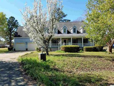 Georgetown Single Family Home Active-Pending Sale - Cash Ter: 99 Haig Court