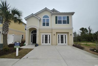 North Myrtle Beach Single Family Home Active-Pend. Cntgt. On Financi: 443 S 7th Ave.