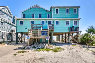Pawleys Island Single Family Home For Sale: 612 Springs Avenue