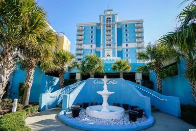 Myrtle Beach Condo/Townhouse For Sale: 2709 S Ocean Blvd #203