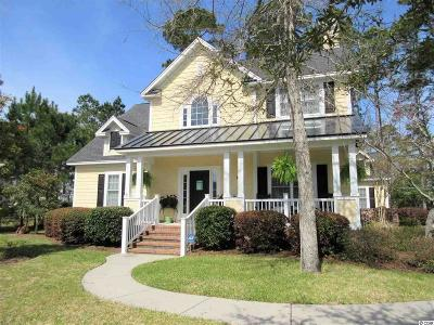 Murrells Inlet Single Family Home For Sale: 242 Low Country Loop