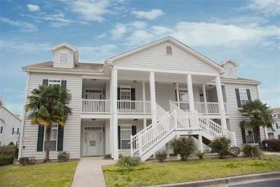Georgetown County, Horry County Condo/Townhouse For Sale: 619 Sunnyside Drive #202