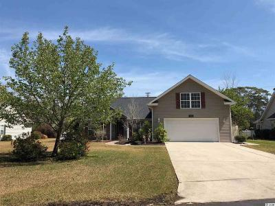Murrells Inlet Single Family Home For Sale: 1003 Vestry Dr.