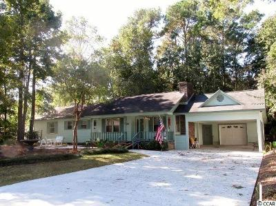 Horry County Single Family Home Active-Pend. Contingent Contra: 12 Cheyenne Rd