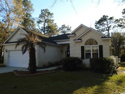 Pawleys Island Single Family Home For Sale: 24 Lamplighter Court