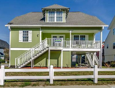 Garden City Beach Single Family Home For Sale: 719 N Waccamaw Drive