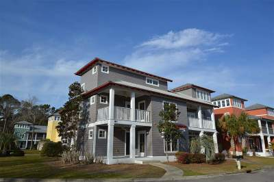 Pawleys Island Condo/Townhouse Active-Pend. Cntgt. On Financi: 80 Lumbee Circle #12