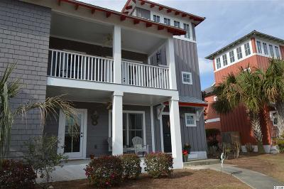 Pawleys Island Condo/Townhouse For Sale: 80 Lumbee Circle #11