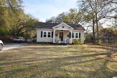 Georgetown Single Family Home For Sale: 605 Loril St