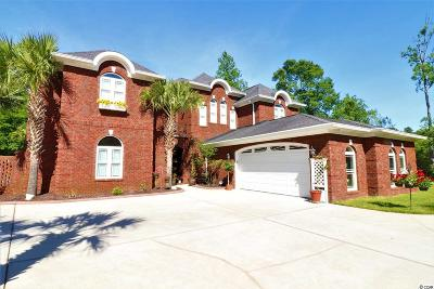Myrtle Beach Single Family Home For Sale: 112 Wanabac Pl.