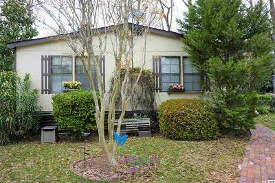 Myrtle Beach, Surfside Beach, North Myrtle Beach Single Family Home Active-Pending Sale - Cash Ter: 800 Columbia Drive Lot 47