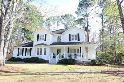 Pawleys Island Single Family Home For Sale: 147 Shipmaster Avenue