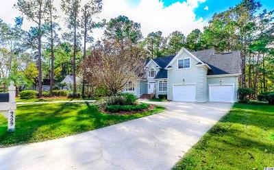 Murrells Inlet Single Family Home Active-Pend. Cntgt. On Financi: 9529 Indigo Creek Boulevard