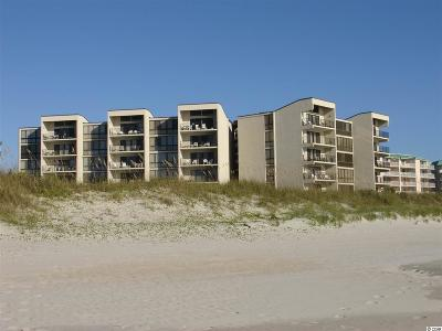Pawleys Island Condo/Townhouse For Sale: 293 S Dunes Drive #a47 #A47
