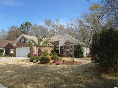 Pawleys Island Single Family Home For Sale: 1334 Tradition Club Drive