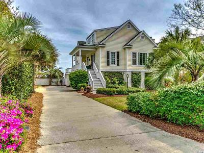 Pawleys Island Single Family Home For Sale: 239 Berry Tree Ln.
