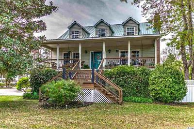 Surfside Beach Single Family Home Active-Hold-Don't Show: 410 S 8th Avenue