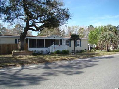 Garden City Beach Single Family Home Active-Pending Sale - Cash Ter: 186 Offshore