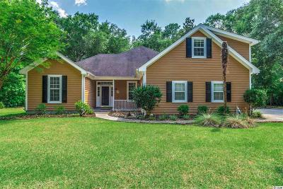 Pawleys Island Single Family Home For Sale: 66 Sandwedge Loop