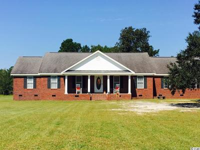 Conway SC Single Family Home Active-Pend. Cntgt. On Financi: $325,000