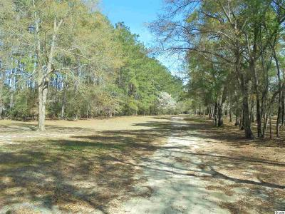 Georgetown County, Horry County Residential Lots & Land For Sale: Tbd Woodstock Dr.
