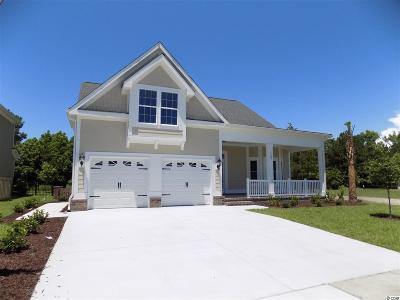 Myrtle Beach Single Family Home Active-Pend. Cntgt. On Financi: 1127 E Isle Of Palms Avenue