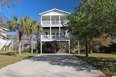 Pawleys Island Single Family Home For Sale: 83 Sea Level Loop