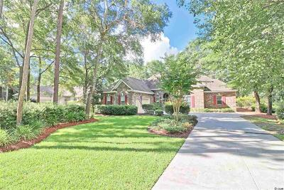 Pawleys Island Single Family Home For Sale: 426 Masters Drive