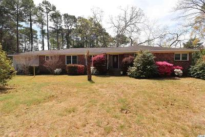 Surfside Beach Single Family Home For Sale: 1415 N Poplar Drive
