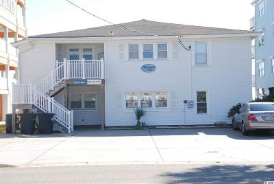 North Myrtle Beach Single Family Home For Sale: 1519 S Ocean Blvd