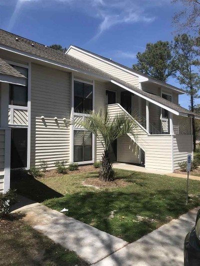 Little River Condo/Townhouse Active-Pend. Cntgt. On Financi: 4506 Little River Inn Ln. #2609