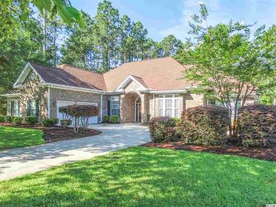 Myrtle Beach Single Family Home For Sale: 4024 Girvan Drive