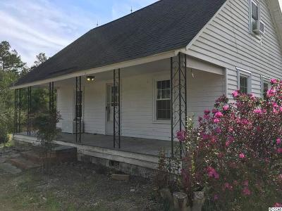 Conway Single Family Home Active-Pend. Cntgt. On Financi: 3973 Long Avenue Ext.